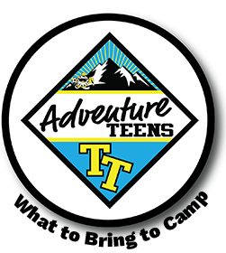What to bring to Travelin' Teens camp
